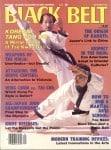 H.C. Hwang Black Belt Magazine Cover 1984-09